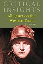 All Quiet on the Western Front (Critical…