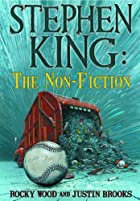Stephen King: The Non-Fiction by Rocky Wood