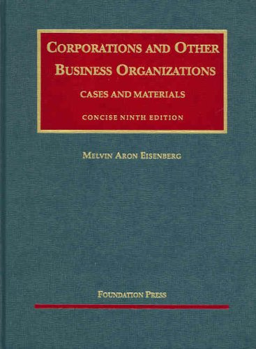 corporations-and-other-business-organizations-cases-and-materials-concise-9th-edition-university-cas