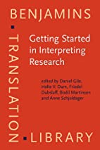 Getting Started in Interpreting Research:…
