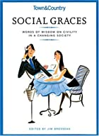Town & Country's Social Graces by Chesley…