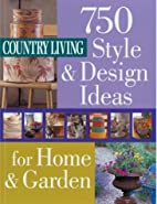 Country Living 750 Style & Design Ideas for…