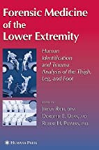 Forensic Medicine of the Lower Extremity…