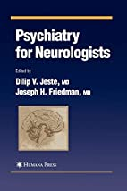 Psychiatry for Neurologists (Current…
