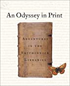 An Odyssey in Print: Adventures in the…