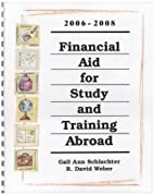 Financial Aid for Study & Training Abroad,…
