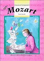 Mozart by Greta Cencetti