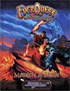 Everquest Monsters of Luclin (Sword &…