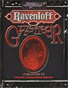 Ravenloft Gazetteer 2 by Jackie Cassada