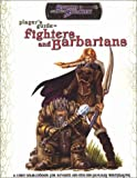 Carriker: Player's Guide to Fighters and Barbarians