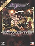 Webb, Bill: Demons and Devils