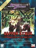 White Wolf: Rappan Athuk: The Dungeon of Graves--The Upper Levels (Sword & Sorcery)