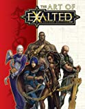 White Wolf: Exalted Art Book