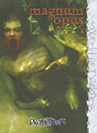 Magnum Opus by Joseph Carriker