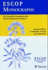 Escop: Escop Monographs: The Scientific Foundation for Herbal Medicinal Products
