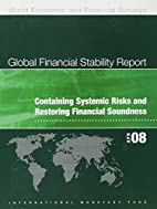 Global Financial Stability Report, April…