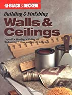 Building & Finishing Walls & Ceilings (Black…