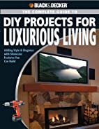 Black & Decker Complete Guide to DIY…
