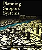 Planning Support Systems: Integrating…