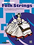 Martin, Joanne: Folk Strings for String Quartet or String Orchestra: Viola Part