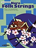 Martin, Joanne: More Folk Strings: Piano Accompaniment