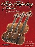 Martin, Joanne: Trio Tapestry Violin