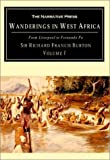 Burton, Richard: Wanderings in West Africa