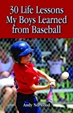 30 Life Lessons My Boys Learned from…