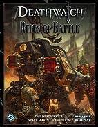 Deathwatch: Rites of Battle by Fantasy…