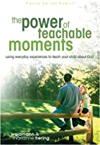 The Power of Teachable Moments (Heritage…