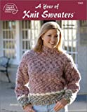 Leapman, Melissa: A Year of Knit Sweaters