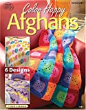 Edie Eckman: Color Happy Afghans