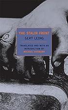 The Stalin Front: A Novel of World War II…