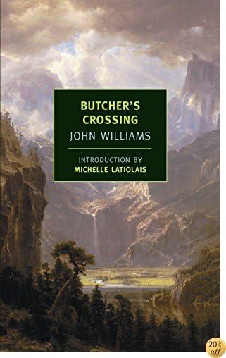 TButcher's Crossing (New York Review Books Classics)