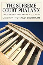 The Supreme Court Phalanx: The Court's New…
