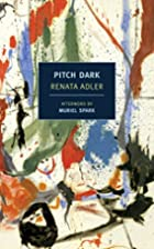 Pitch Dark by Renata Adler