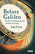 Before Galileo: The Birth of Modern Science…