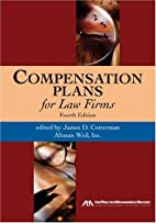 Compensation Plans for Law Firms, Fourth…