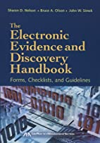 The Electronic Evidence and Discovery…