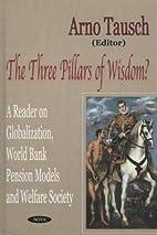 The Three Pillars of Wisdom? a Reader on…