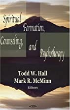 Spiritual Formation, Counseling, and…