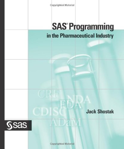 sas-programming-in-the-pharmaceutical-industry