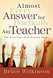 Wilkinson, Bruce: Almost Every Answer For Practically Any Teacher