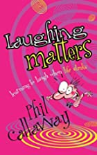 Laughing Matters: Learning to Laugh When…
