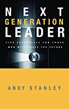 Next Generation Leader: 5 Essentials for…