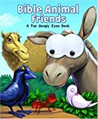 Bible animal friends : a fun googly eyes…