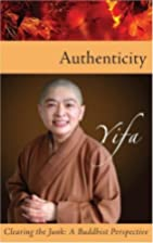 Authenticity: Clearing the Junk: A Buddhist…