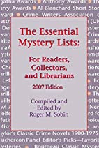 The Essential Mystery Lists: For Readers,…
