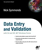 Data Entry and Validation with C# and VB.…