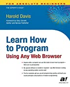 Learn How to Program Using Any Web Browser…